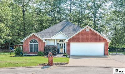 Monroe Single Family Home Active-Pending: 209 Green Forest Drive