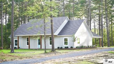 Choudrant Single Family Home Active-Pending: 168 Tanner Road