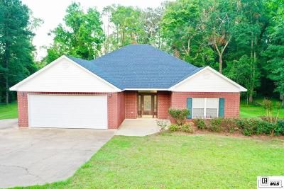 Ruston Single Family Home For Sale: 136 Wesley Drive