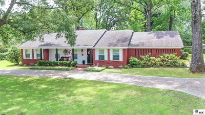 Monroe Single Family Home For Sale: 3512 Forsythe Avenue