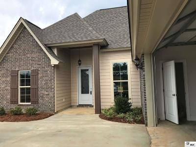 Ruston Single Family Home For Sale: 115 Buck Meadow