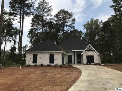 Ruston Single Family Home For Sale: 182 Plantation Hill