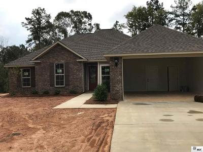 Ruston Single Family Home For Sale: 177 Buck Meadow