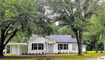 Choudrant Single Family Home Active-Pending: 200 Highway 80