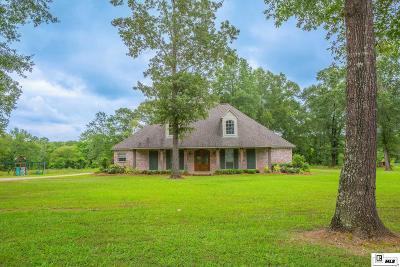 Monroe Single Family Home For Sale: 215 Hidden Oaks Lane