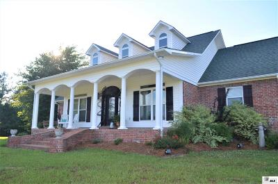 West Monroe Single Family Home For Sale: 226 Jb Cyrus Road