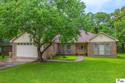 Monroe Single Family Home Active-Price Change: 119 Cambridge Drive