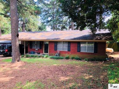 West Monroe Single Family Home New Listing: 113 Susan Drive