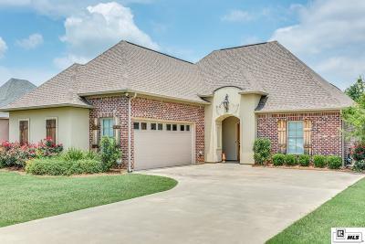 Monroe Single Family Home For Sale: 404 Bunker Lane