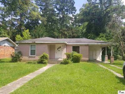 Monroe Single Family Home Active-Pending: 3904 Blanks Street