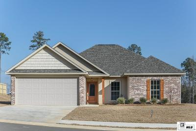 Ruston Single Family Home New Listing: 3212 Leyland Drive