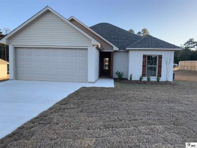 Ruston Single Family Home New Listing: 3215 Leyland Drive