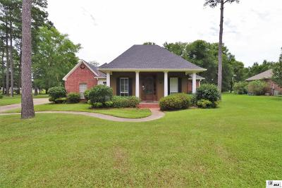 Monroe Single Family Home New Listing: 1562 Frenchmans Bend Road