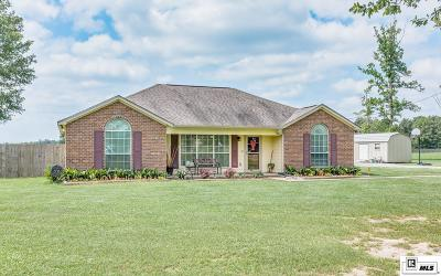 Monroe Single Family Home New Listing: 244 Barnes Road