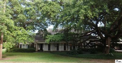 Monroe Single Family Home New Listing: 2708 Bayou Lane