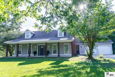 Single Family Home Active-Pending: 2201 Ashland Street