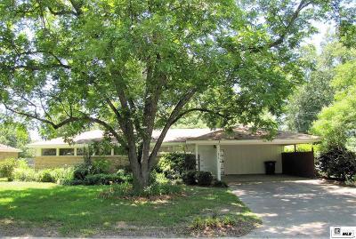 Monroe Single Family Home New Listing: 815 E Rimes Circle