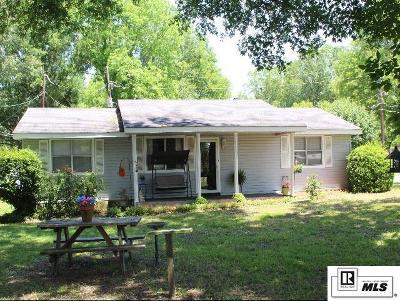 Monroe Multi Family Home New Listing: 2665 Winnsboro Road