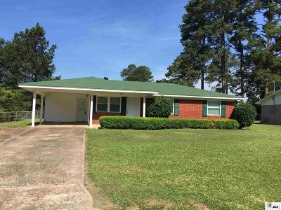West Monroe Single Family Home New Listing: 307 E Ironwood Drive