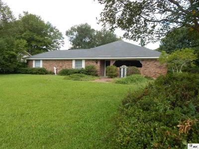 Monroe Single Family Home New Listing: 6419 Mosswood Drive