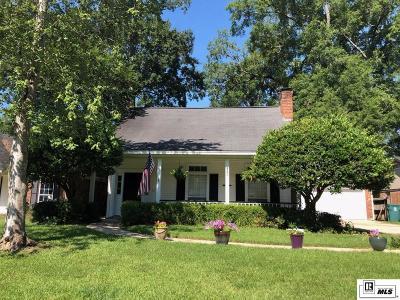 Monroe Single Family Home New Listing: 3521 Stowers Drive