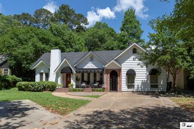 Monroe Single Family Home New Listing: 1313 Milton Street