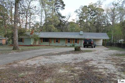 West Monroe Single Family Home For Sale: 2002 Carter Drive