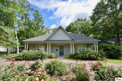 Lincoln Parish Single Family Home Active-Pending: 205 E Arizona Avenue