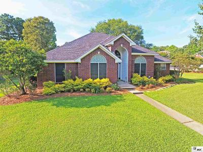 West Monroe Single Family Home For Sale: 218 Creekstone Drive