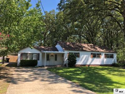 West Monroe Single Family Home Active-Price Change: 1528 Wellerman Road