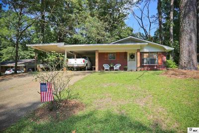 Ruston Single Family Home Pending Continue To Show: 710 Monrovia Drive