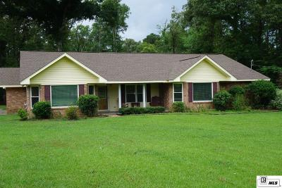 West Monroe Single Family Home Active-Price Change: 215 Three Lakes Road