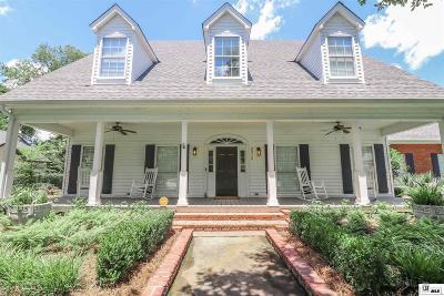 Monroe Single Family Home For Sale: 3315 Deborah Drive