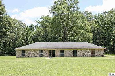 Single Family Home For Sale: 502 Springhill Road