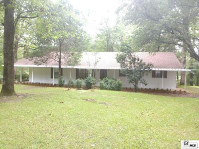 Single Family Home For Sale: 1321 Vining Road