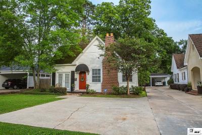 Single Family Home For Sale: 1408 Milton Street