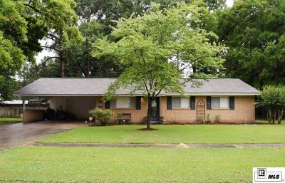 Single Family Home For Sale: 2314 Duval Drive