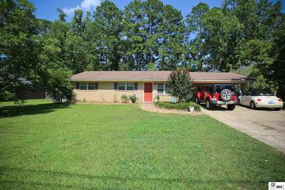 Ruston Single Family Home For Sale: 2512 Northwood Drive