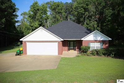 Ruston Single Family Home Pending Continue To Show: 136 Wesley Drive