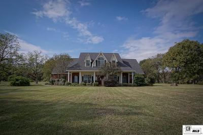 Monroe Single Family Home For Sale: 445 Ed Edelen Road