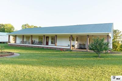 Downsville Single Family Home For Sale: 1996 Highway 552
