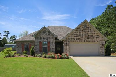 Ruston Single Family Home For Sale: 640 Stable Road