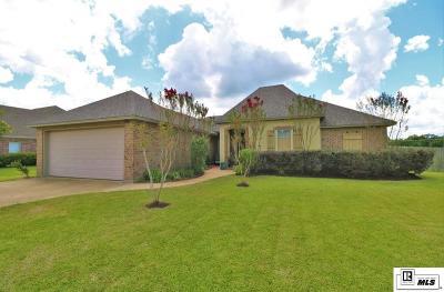 Monroe Single Family Home For Sale: 303 Barker Drive