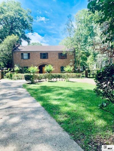Monroe Single Family Home For Sale: 101 Lakeshore Circle