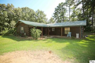 Single Family Home For Sale: 231 Pea Ridge Arena Road