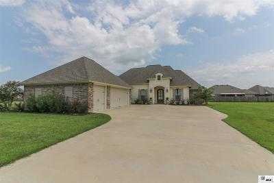 Monroe Single Family Home For Sale: 612 East Frenchman's Bend Road