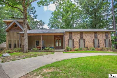 West Monroe Single Family Home For Sale: 113 Lakeland Drive