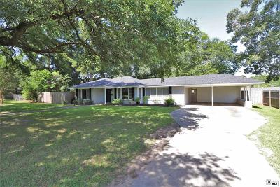 West Monroe Single Family Home For Sale: 3025 N 8th Street
