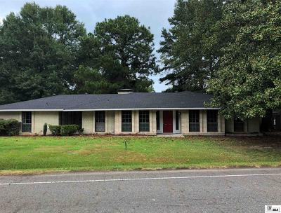 Monroe Single Family Home Active-Price Change: 2709 Indian Mound Boulevard
