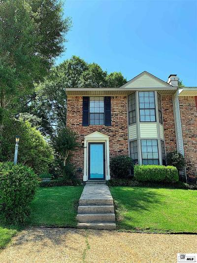 West Monroe Condo/Townhouse For Sale: 129 Westchase Drive